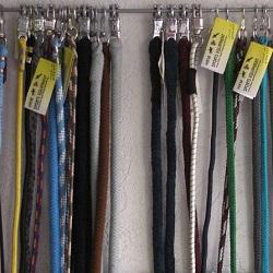 Halster touwen