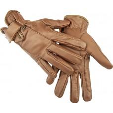 Handschoen rundleer