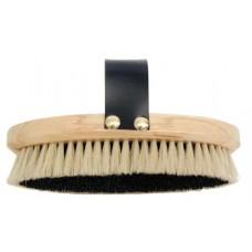 poetsborstel met korte echte haren