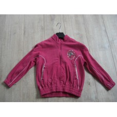 Sweat vest Pink