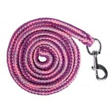 Halster met touw 180 cm en karabijnhaak -Prag-