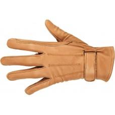 Leren handschoen van nappaleder