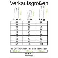 Overzicht verkoopmaten Duitsland