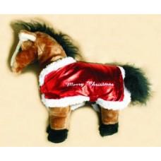 Paardendeken -Merry Christmas-