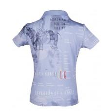 Poloshirt -Royal-