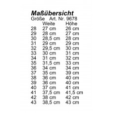 Rijlaarzen -Bern- standaardlengte/wijdte