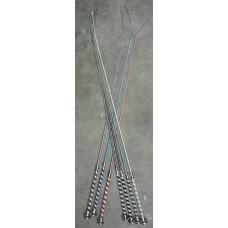 Rijzweep -Glitter stripes-