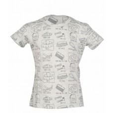 T-Shirt -Royal-