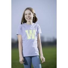 T-Shirt -Wendy Yellow W-