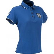 """""""EQUIT'M"""" Polo shirt van fijne pique katoen, korte mouwen"""