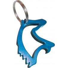 """Paardehoofd"" sleutelhanger met flesopener"