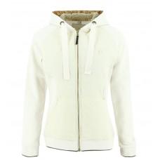 EQUITHÈME Zipped Sweatshirt with Hood