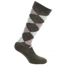 "EQUITHÈME ""Argyle"" sokken 39-41"