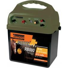 """""""Classic"""" RB 880 schrikdraadapparaat voor 9 V/12 V accu, mogelijkheid tot zonnepaneel"""