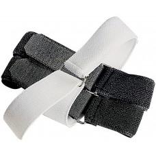 Elastische bevestiging + klittenband voor bandages