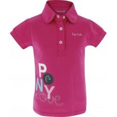 "EQUI-KIDS ""Pony Love"" Polo shirt - Meisjes"