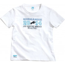 "EQUITHÈME ""Alltech FEI World Equestrian Games™ 2014 in Normandy"" T shirt"