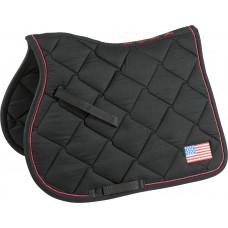 """EQUITHÈME """"Equestrian Team World"""" saddle pad, U.S.A."""
