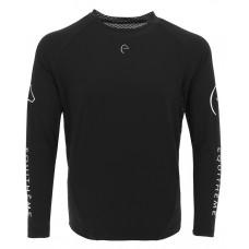"""EQUITHÈME """"Sponsor"""" T-shirtlange mouwen - Heren"""