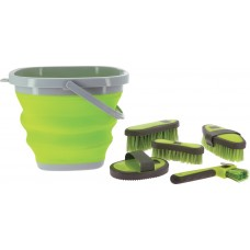 HIPPOTONIC Flexible bucket set and accessories