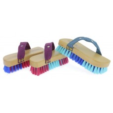 "HIPPOTONIC ""Magnet Brush"" Tweekleurige zachte borstel"