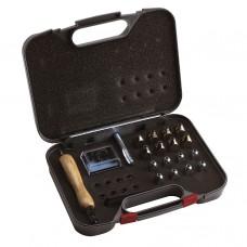 Kist met kalkoenen met widiapunten M10