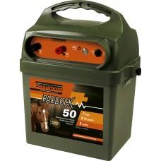 """""""Paddock"""" 50 schrikdraadapparaat voor accu"""